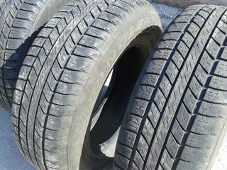 5 anvelope goodyear m+s 215/75 r16 wrangler all weather. made in germany