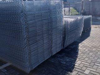 Gard zincat 140 lei plasa Garddelux