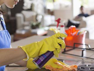 Servicii de curățenie, după reparație, după găzdași. Curățenie generală și profundă, spălarea geamu
