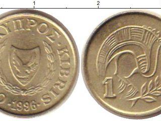 Монеты Индонезии, Малайзии, Египта, Доминикана, Кипра