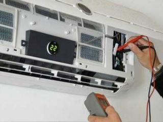 Instalarea, curăţarea şi repararea conditionerelor Deservirea şi alimentarea cu freon. Calitativ
