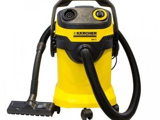 Пылесос 1.1 кВт WD 5 Karcher/Aspirator/Livrare Gratuita/Garantie/3534 lei