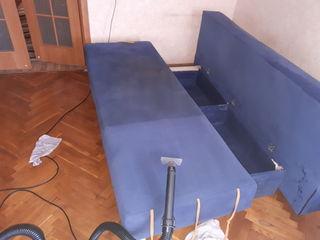 Curatare canapele, divane, fotolii, mocheta, Химчистка мягкой мебели, ковролина