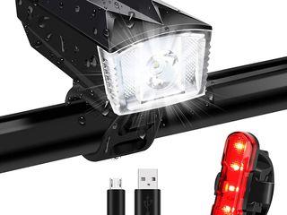 Lanterna Led Bicicleta etc. велосипедный фонарик
