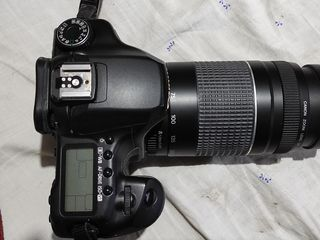 Продам  canon eos 40 d+  обьяктив  75-300 + сумка  + флэшка