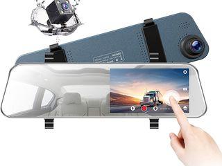 Oglinda retrovizoare cu 2 camere / Зеркало видеорегистратор с камерой заднего вида
