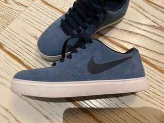 Кеды Nike Sb Check Suede Gs