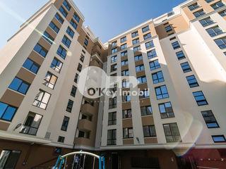 Apartament 1 cameră, 36 mp, versiune albă, Buiucani, 31900 € !