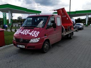 Evacuator Chisinau 24/7