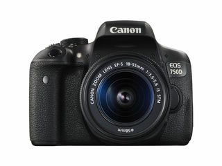 Canon EOS 750D Kit EF-S 18-55mm IS STM