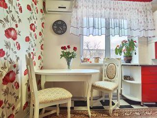 Stăuceni, Vînzare Apartament cu 2 odăi , etajul 4/5, Autonomă, Condiționer, Reparație, Mobilată