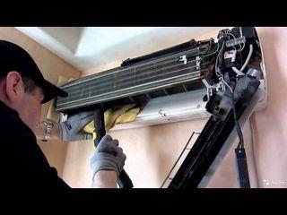 Curatirea aparatelor de aer conditionat vinzarea montare