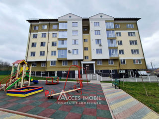 Bloc Nou! Ialoveni, str. Alexandru cel Bun, 3 camere + living. Variantă albă!