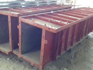 Продажа: опалубка квадратных колонн металлическая