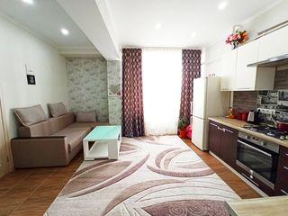 Apartament cu 2 camere + living! Fidesco Buiucani.
