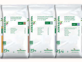 Potassium Sulphate (sop) 0-0-51+18(s), Potassium Nitrate 13-0-46, de la 5 saci reducere 10%