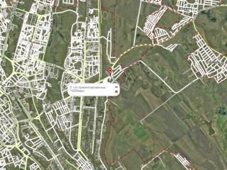 Продается коммерческий участок 9 сот земли, на Чеканах  по ул. Вадул-луй-водэ! Первая линия!
