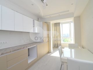 Buiucani 1 cameră, reparat și mobilat, Green Park Residence 37000 €