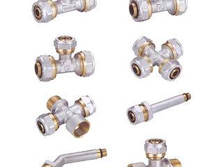 Tevi PEX-AL Трубы pex-al-pex,металлопласт,полипропилен для отопления,водоснабжения