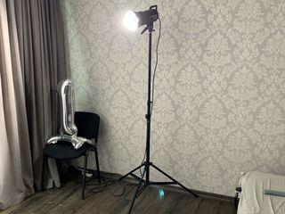 Сдам в аренду студийный свет постоянный видеосвет Godox SL-60w 200 лей CRI 95+ постоянный свет