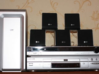 """Домашний кинотеатр """"LG-LH-T3605x ( DVD reciver) 2007"""