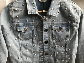 Джинсовая курточка Twin Set