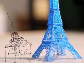 Новая 3D Ручка(3d pen) Myriwell-2 (RP100B) Stereo c дисплеем оригинал!