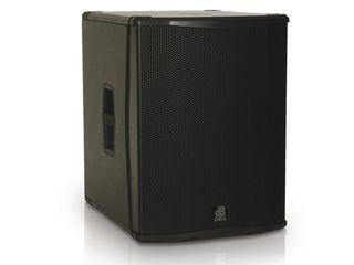 Boxa Bass Activa dB Technologies Sub 18H