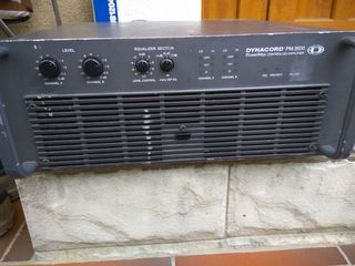 Dinacord Amplificator PM 2600
