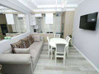 Apartament 3 camere 90 m.p. linga parcul Valea Trandafirilor, str. Tudor Strisca.