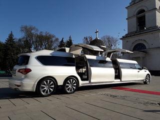 Самый большой лимузин Mega Infiniti
