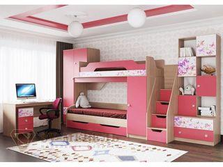 Мебель для детской,шкаф,кровать,комод,пенал,тумба,письменный стол SV-Mebel Сити1