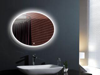 Oglinzi LED la comanda