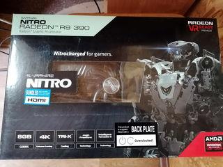 Sapphire Nitro R9 390 8 gb