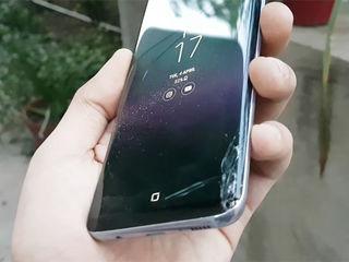 iService Качественная замена стекла Samsung