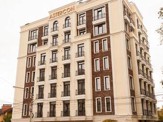 Direct de la compania Astercon! Apartament cu 1 camere, 62,6m2, 4/6 etaje, preț 68 500€.