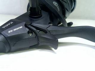 Катушка с байтраннером Kaida MHR 01-50