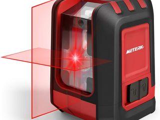 Лазерный уровень (нивелир) - Meterk - Регулировка мощности луча