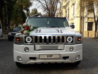 Hummer H2 Tandem limuzine in Moldova limuzine in Chisinau