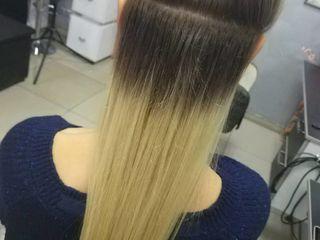 Наращивание волос! Капсуляция! Снятие нарощенных волос!