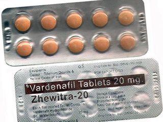 Bărbaților! Generic Levitru 20 (Vilitra 20 mg) 10 pastile