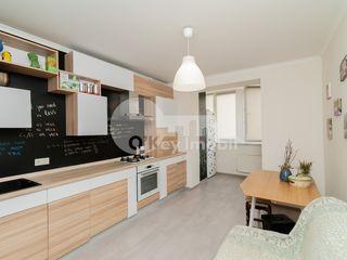 Buiucani 2 camere, Gonvaro-Con, euroreparație și mobilat 59900 €