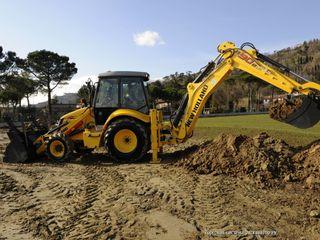 Servici cu excavator 24/24 se poate transfer