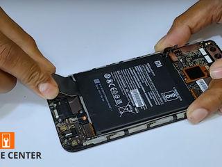 Xiaomi Mi Max 3  Nu ține bateria telefonului. Noi ți-o schimbăm foarte ușor!