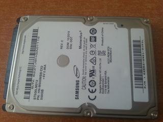 HDD для ноутбука