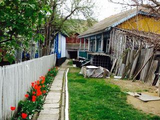 Два дома в одном дворе первая линия все комуникоци  30км от кишинева