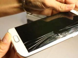 Schimbarea profesionala a sticlei Samsung Galaxy S8 S9 S10 A3 A5 A7 A8 A9