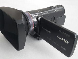 Продам  видеокамеру  panasonic hc-x920