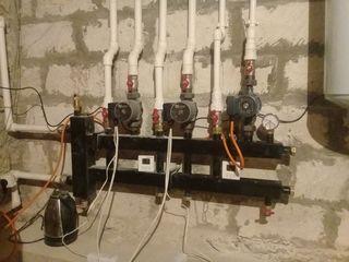 Автономные системы отопления под ключ sisteme de incalzire cazane calorifere