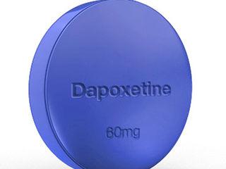 Мужчинам! Дапоксетин 60мг - от преждевременного семяизвержения